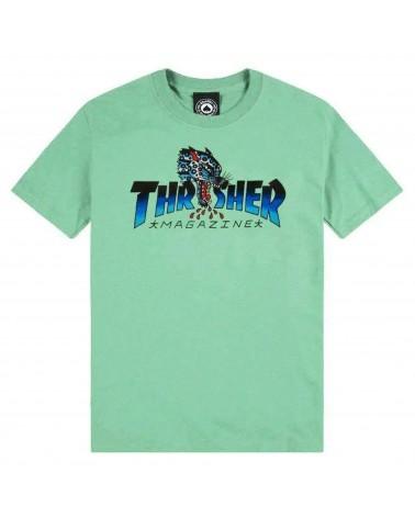 Thrasher Leopard Mag
